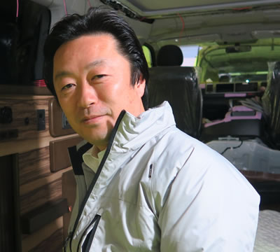 代表 黒田 功