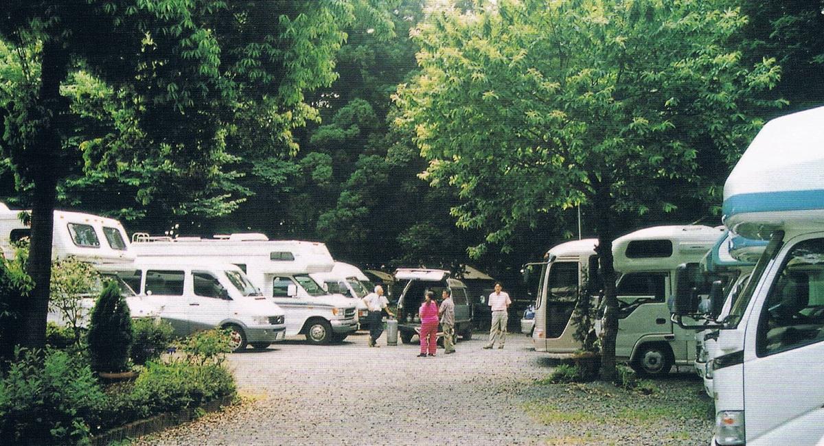 2004年頃のRVランド(旧展示場)