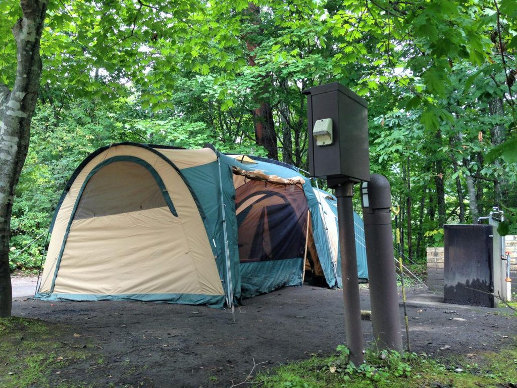 キャンピングカーで行ける お湯アナいちおしの温泉があるキャンプ場3