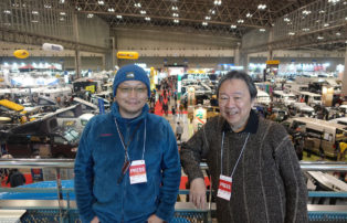 キャンピングカーライター対談「ジャパンキャンピングカーショー2019」