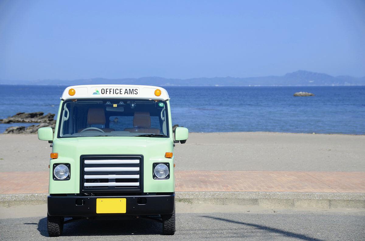 カジュアルなキャンピングカーを東京でレンタルして三浦半島を観光してみた!