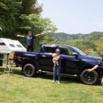 専門家が選んだ世界に1台のハイラックスキャンピングカー!