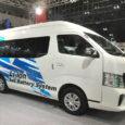 """リチウムイオンバッテリー搭載車 日産NV350キャラバン""""グランピングカー"""""""